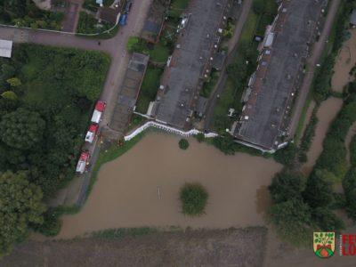 Hochwassereinsatz (05-2017)