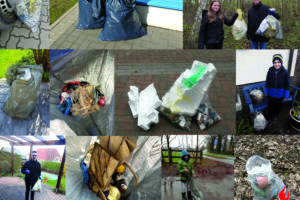 Saubere Sache: Müllsammelaktion der Jugendfeuerwehr